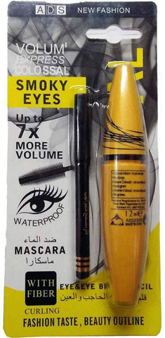 ADS Volume Express Colossal Smokey Eyes Mascara
