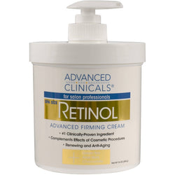 Advanced Clinicals Retinol Advanced Firming Cream