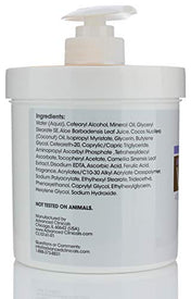 Vitamin C Advanced Brightening Cream 16oz