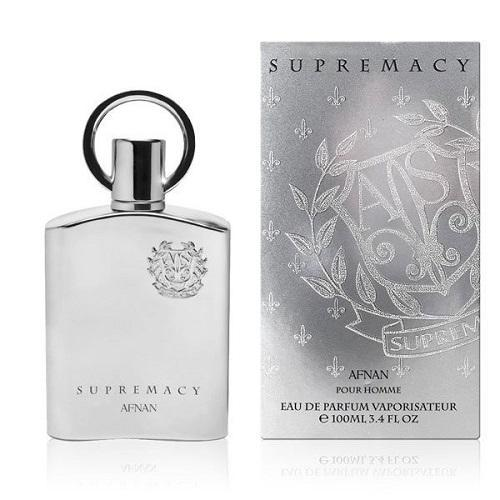 Afnan Fragrance Supremacy Silver EDP for Men 100ml