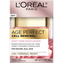 Loreal Age Perfect Rosy Tone Day Moisturizer 48g
