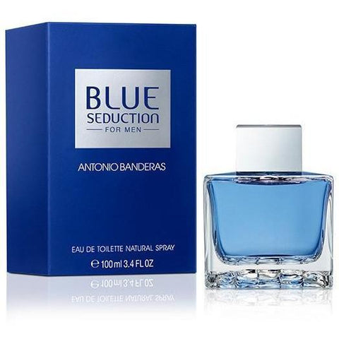 Antonio Banderas Fragrance Blue Seduction EDT For Men - 100ML