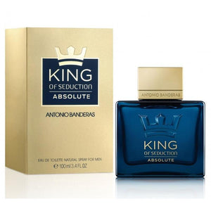 Antonio Banderas Fragrance King of Seduction Absolute EDT for Men - 100ML