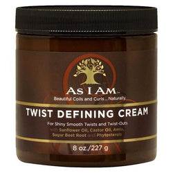As I Am Hair Care 227g TWIST DEFINING CREAM 227g