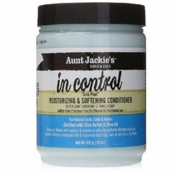 Aunt Jackie's Hair Care In Control Moisturizing & Softening Conditioner