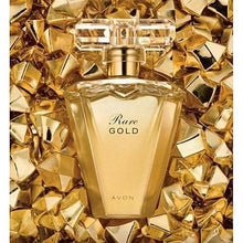 Load image into Gallery viewer, Avon Perfume Rare Gold EDP for Women - 50ml