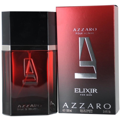 Azzaro Fragrance ELIXIR EDT 100ML FOR MEN