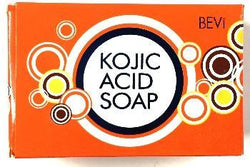 Bevi Skin Care Kojic Acid Soap - 140g