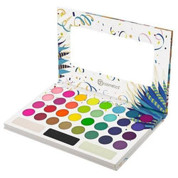 BH Cosmetics Make-Up Take Me Back To Brazil 35 Color Eyeshadow Palette