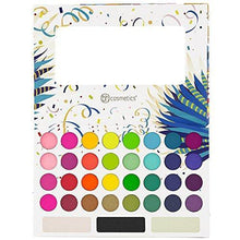 Load image into Gallery viewer, BH Cosmetics Make-Up Take Me Back To Brazil 35 Color Eyeshadow Palette