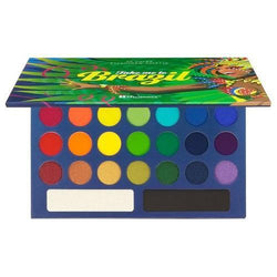 BH Cosmetics Make-Up Take Me to Brazil 30 Eyeshadow Palette