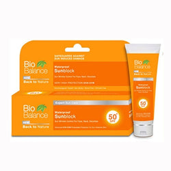 Bio Balance Skin Care Waterproof Sun Protection Cream SPF50 - 60ml