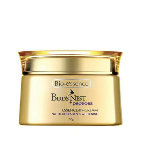Bio-Essence Skin Care Bird Nest + Peptides Essence in Cream 50g