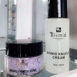 Bismid Dark Knuckle Soap and Cream