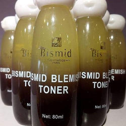 Bismid Skin Care Blemish Toner 80ml