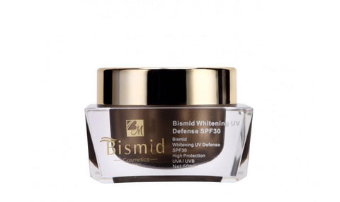 Bismid Skin Care WHITENING UV DEFENSE SPF 30