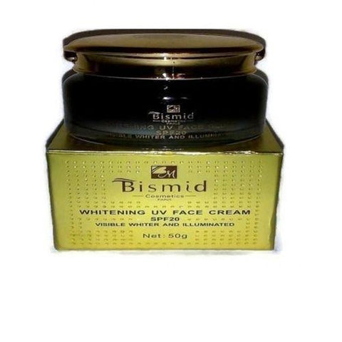 Bismid Skin Care Whitening UV Face Cream SPF20 - 50g
