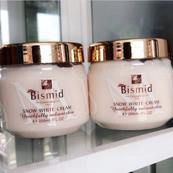 Bismid Snow White Cream - 200ml