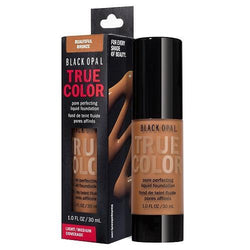 Black Opal Make-Up Beautiful Bronze True Color Liquid Foundation - 30ml