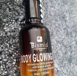 Bismid Body Glowing Oil 150ml