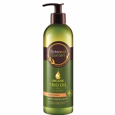 Botaneco Garden Skin Care Trio Oil Moisturizing Body Lotion - 400ml