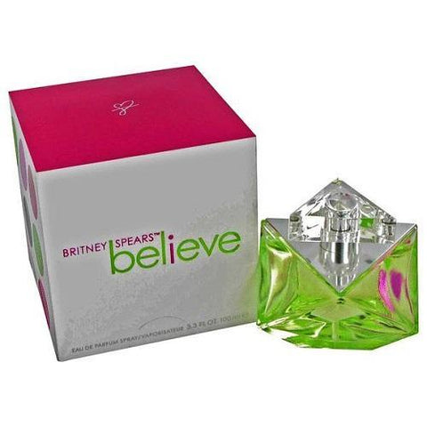 Britney Spears Fragrance Believe EDP for Women 100ml