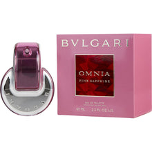 Load image into Gallery viewer, Bvlgari Omnia Pink sapphire 65ml - Lami Fragrance