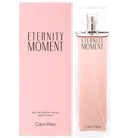 Calvin Klein Perfume Eternity Moment EDP for Women - 100ml