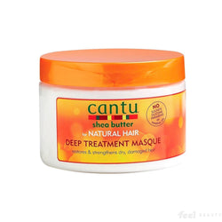 Cantu Hair Care Shea Butter For Natural Hair Deep Treatment Masque - 340g