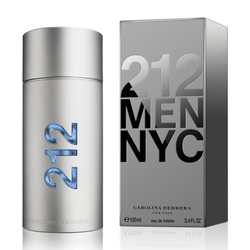 Carolina Herrera 212 Men NYC - Lami Fragrance