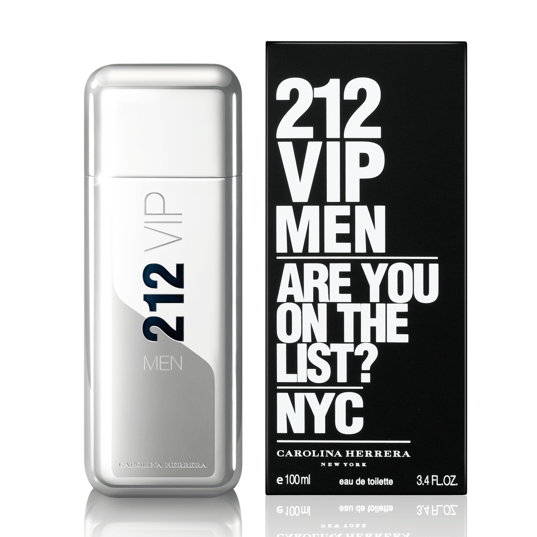 212 VIP Men Perfume 100ml - Lami Fragrance