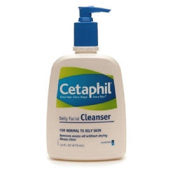 Cetaphil Skin Care Daily Facial Cleanser - 591ml