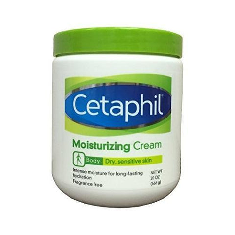 Cetaphil Skin Care Moisturizing Cream - 550g