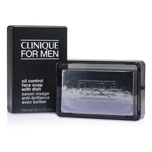Load image into Gallery viewer, Clinique Skin Care for Men Face Soap with Dish - 150g