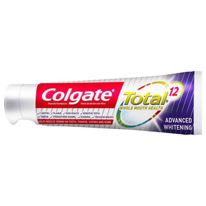 Total 12 Advanced Whitening Tooth Paste 75ml