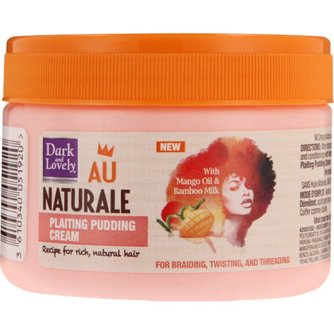 Dark and Lovely Naturale Plaiting Pudding Cream 250ml