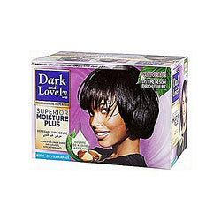 Dark and Lovely Superior Moisture Plus Relaxer Kit