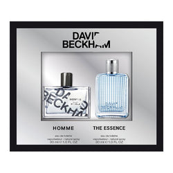 David Beckham Homme and The Essence 2pc Gift Set