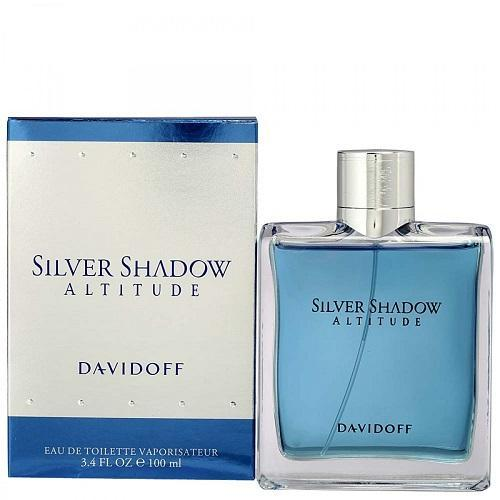 Davidoff Fragrance Silver Shadow Altitude EDT for Men 100ml