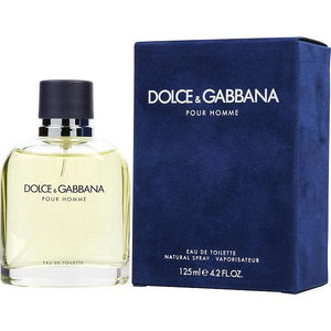 Dolce & Gabbana Perfume Pour Homme EDT for Men - 125ml