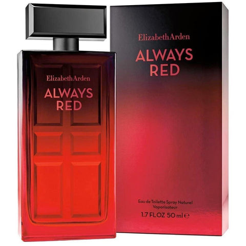 Elizabeth Arden Fragrance Always Red EDT For Women - 100ML