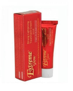 Extreme Glow Skin Care Strong Lightening Treatment Cream