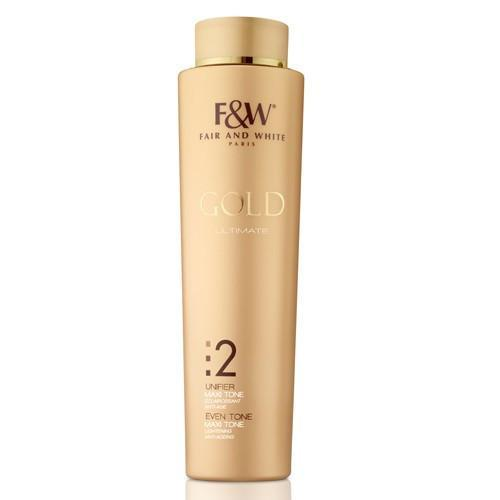 Fair & White Skin Care Gold 2: Maxi Tone Body Lotion - 350ml