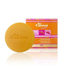 Fair & White Skin Care So Carrot! Exfoliating Soap - 200g