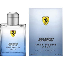 Ferrari Fragrance Scuderia Light Essence Unisex-  125ml