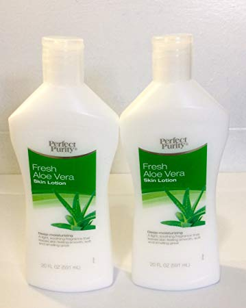 Perfect Purity Fresh Aloe Vera Body Lotion 591ml