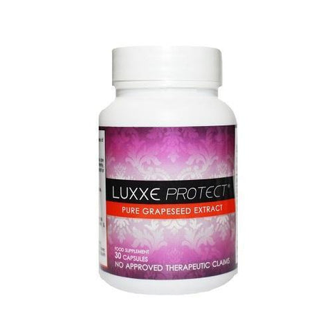 Frontrow Dietary Supplement Luxxe Protect Pure Grapeseed Extract 30 Caps
