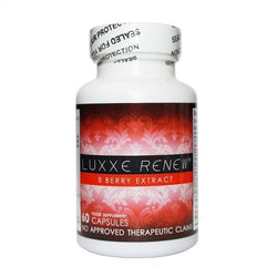 Frontrow Dietary Supplement Pack of 1 Luxxe Renew 8 Berry Extract 60 Caps