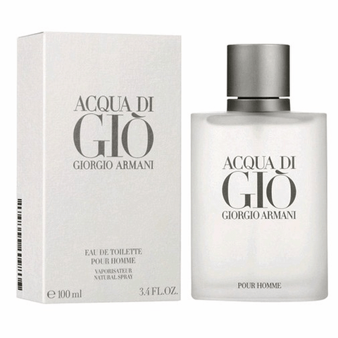 Giorgio Armani Fragrance Aqua di Gio EDT for Men - 100ml