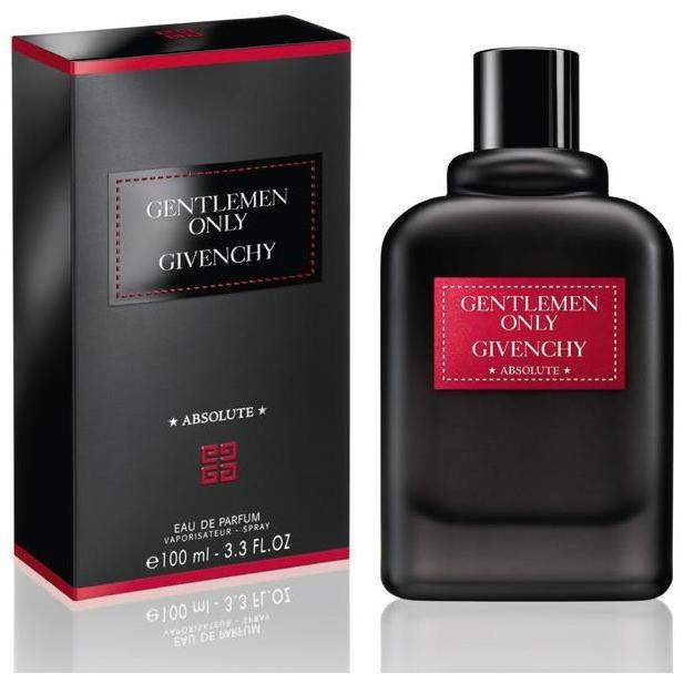 Givenchy Fragrance Gentlemen Only Absolute EDP for Men - 100ml